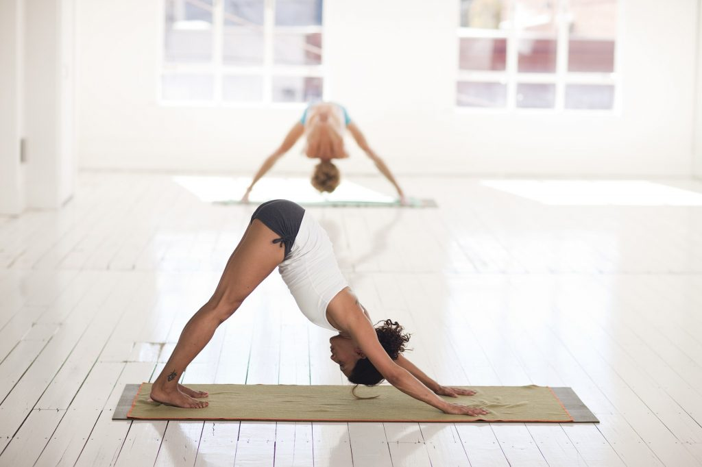 yoga-downward-dog